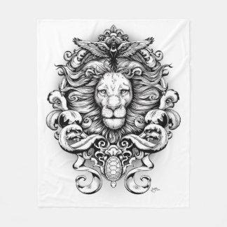 Cobertor De Velo Reino selvagem