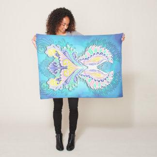 Cobertor De Velo Renascido - luz, bohemian, teste padrão da