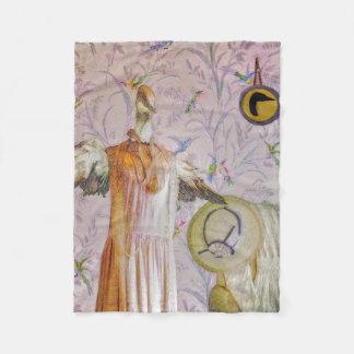 Cobertor De Velo Retrato da Sra. Smew