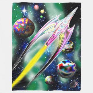 Cobertor De Velo Rocket de vidro