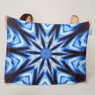 Cobertor De Velo Roda cósmica do Shaman nativo