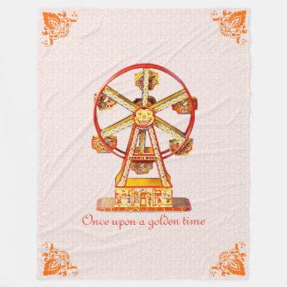 Cobertor De Velo Roda de Ferris
