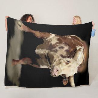 Cobertor De Velo Rodeio Bucking Bull