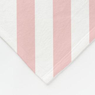 Cobertor De Velo Rosa de quartzo cor-de-rosa listrado