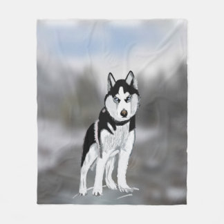 Cobertor De Velo Rouco Siberian