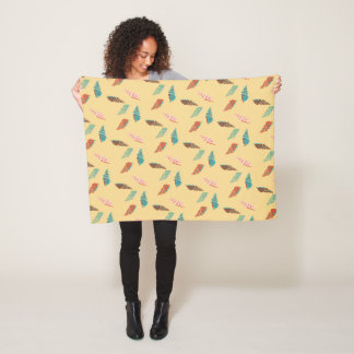 Cobertor De Velo Seashell