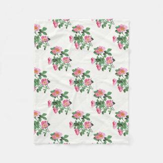 Cobertor De Velo Selvagem cor-de-rosa de Chitzy aumentou