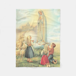 Cobertor De Velo Senhora da igreja dos carneiros das crianças de