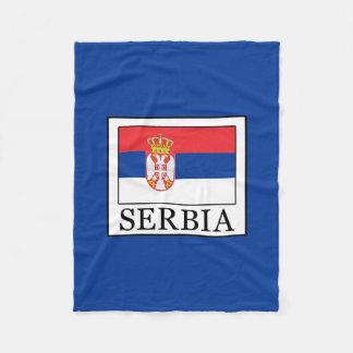 Cobertor De Velo Serbia