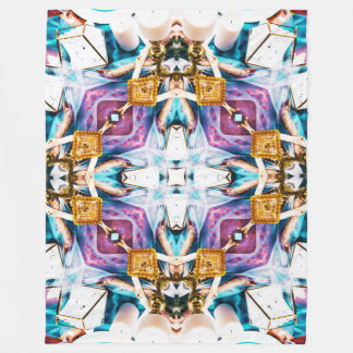 Cobertor De Velo Série V1 do caleidoscópio