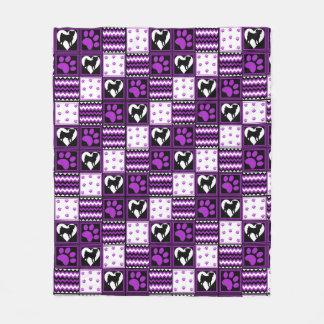 Cobertor De Velo Seu uma cobertura 1 da vida do pug