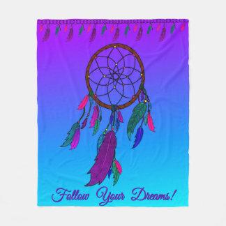 Cobertor De Velo Siga sua cobertura ideal do coletor dos sonhos