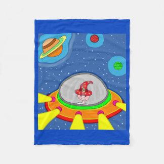 Cobertor De Velo Simon e sua nave espacial