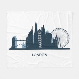 Cobertor De Velo Skyline da cidade de Londres
