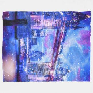 Cobertor De Velo Sonhos da Londres do amante