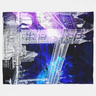 Cobertor De Velo Sonhos de Amorem Amisi Londres do anúncio