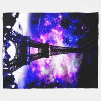 Cobertor De Velo Sonhos parisienses do rosa da ametista