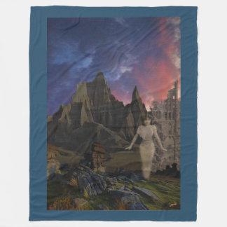 Cobertor De Velo Sonhos tormentosos