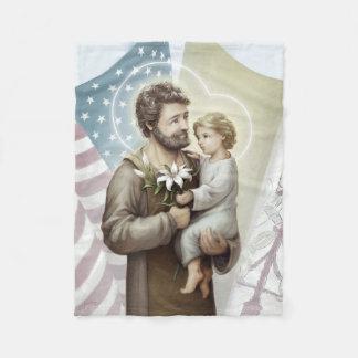 Cobertor De Velo St Joseph o protetor