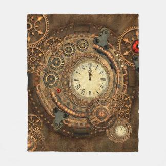 Cobertor De Velo Steampunk, maquinismo de relojoaria maravilhoso