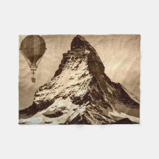 Cobertor De Velo Steampunk Matterhorn