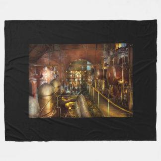 Cobertor De Velo Steampunk - pense - tanques