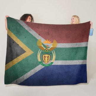 Cobertor De Velo Sul - bandeira africana