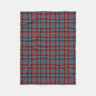 Cobertor De Velo Tartan irlandês do clássico de MacNamara McNamara