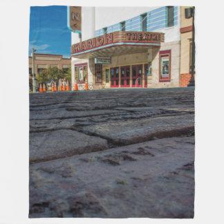 Cobertor De Velo Teatro de Marion