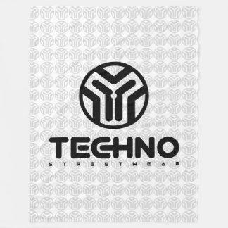 Cobertor De Velo Techno Streetwear - logotipo - cobertura