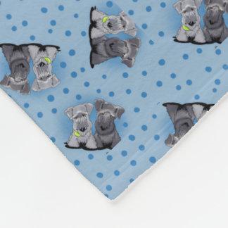 Cobertor De Velo Terrier de Chambrray Cesky