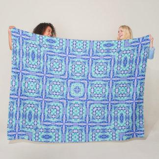 Cobertor De Velo Teste padrão celta decorativo da edredão
