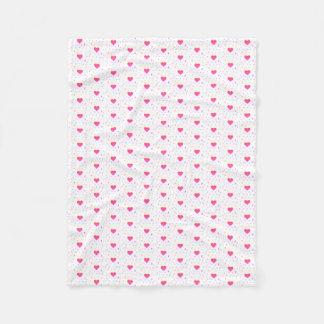 Cobertor De Velo Teste padrão colorido brilhante do inclinação do