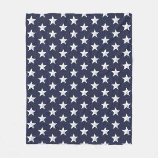 Cobertor De Velo Teste padrão de estrelas