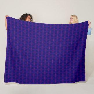 Cobertor De Velo Teste padrão de seda do luxuoso do diamante dos