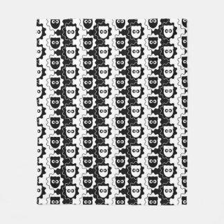 Cobertor De Velo Teste padrão dos carneiros de Versa do visto