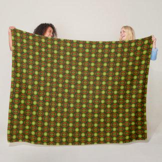 Cobertor De Velo Teste padrão egípcio da seda do olho do deus da