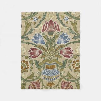 Cobertor De Velo Teste padrão floral de brocado de William Morris