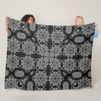 Cobertor De Velo Teste padrão ideal escuro da edredão do dragão