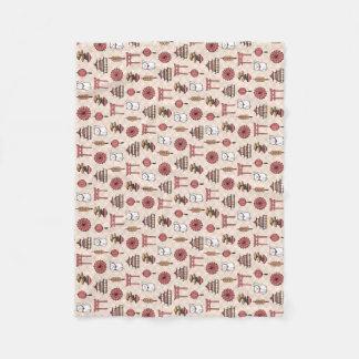 Cobertor De Velo Teste padrão japonês