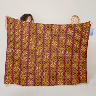 Cobertor De Velo Teste padrão real santamente da cruz do sul do