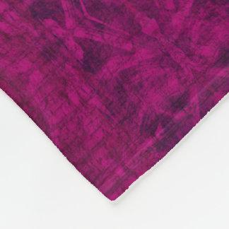 Cobertor De Velo Teste padrão roxo da textura