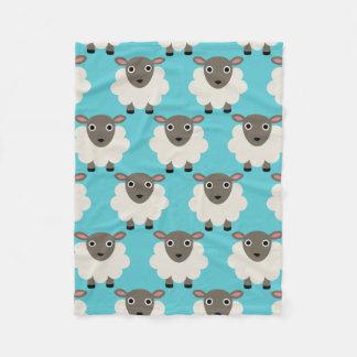 Cobertor De Velo Teste padrão sem emenda dos carneiros