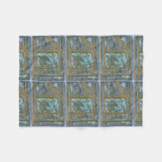 Cobertor De Velo Teste padrão telhado saboroso da janela