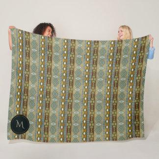 Cobertor De Velo teste padrão tribal do navajo étnico do sudoeste