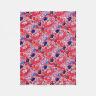 Cobertor De Velo textura das bolas da água