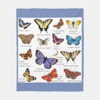 Cobertor De Velo Tipos populares das ilustrações de cor completa da