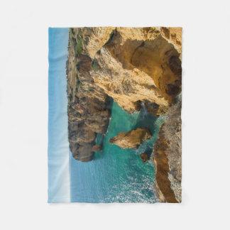 Cobertor De Velo toalha da natureza do beira-mar