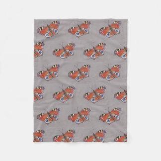 Cobertor De Velo Tose a cobertura/pequeno com a multi borboleta de