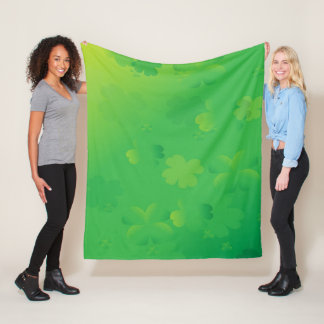 Cobertor De Velo Trevos de incandescência